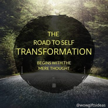 Road to Self Transformation